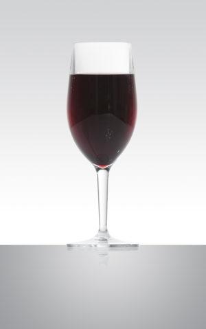 Plastová sklenička na víno l čer