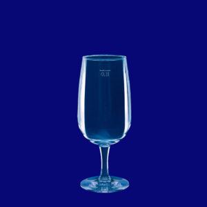 Plastová sklenička na víno l SAN