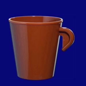 Vratný espresso šálek na kávu l SAN hnědý