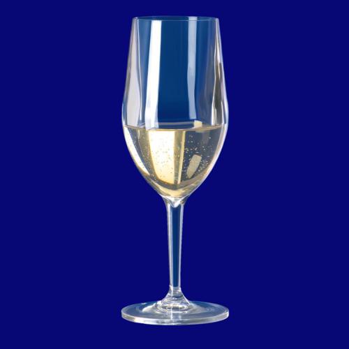 Plastová sklenička na víno l